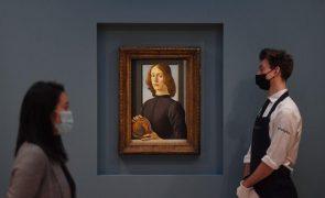 Sotheby's vai leiloar pintura de Boticceli avaliada em mais de 80 milhões de dólares