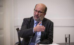 UE/Presidência: Transição energética fundamental para recuperação económica europeia - Matos Fernandes