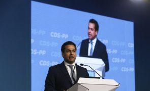 CDS-PP: Vice-presidente Filipe Lobo d'Ávila e dois vogais pedem demissão