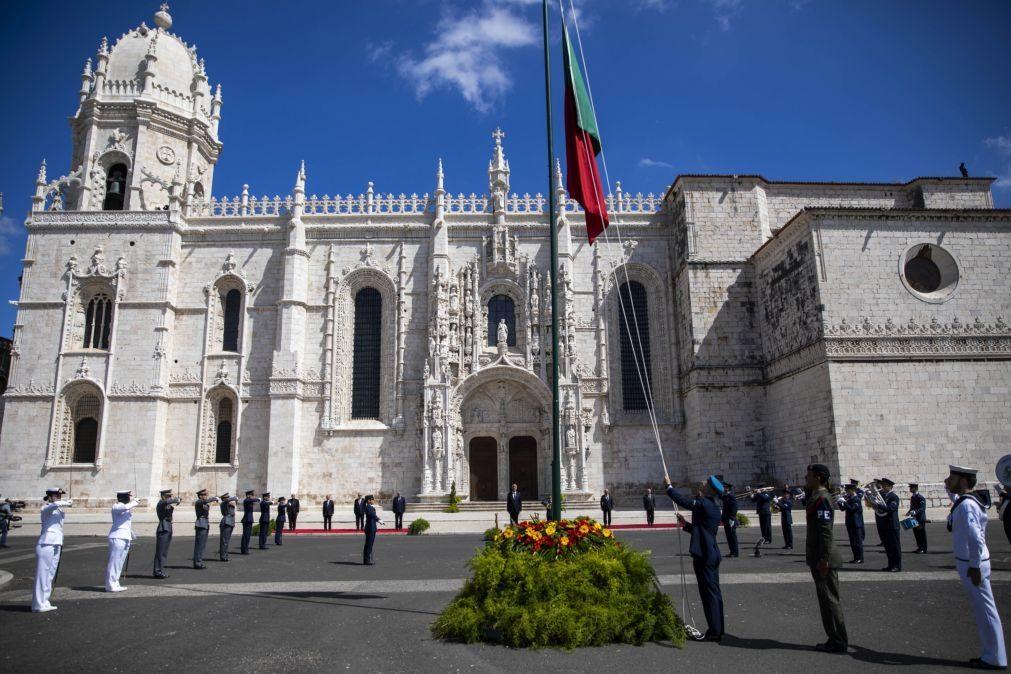 Covid-19: Museus e monumentos nacionais perderam 70% dos visitantes em 2020