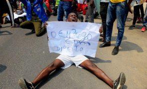 Sindicatos angolanos divergem sobre dados do emprego no país divulgados pelo INE