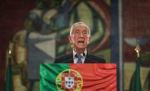 Marcelo Rebelo de Sousa fala hoje ao país às 20h00