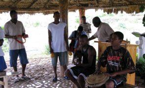 Tendas El-Shaddai com medalha de mérito altruístico de Cabo Verde por recuperar jovens