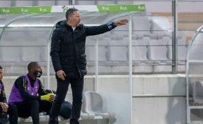 Paulo Sérgio pede Portimonense com 'foco total' na receção ao Boavista