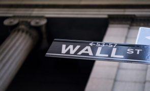 Wall Street segue em alta a recuperar das perdas da sessão anterior