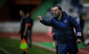 Treinador do Gil Vicente 'empurra' responsabilidade do jogo da Taça para o FC Porto