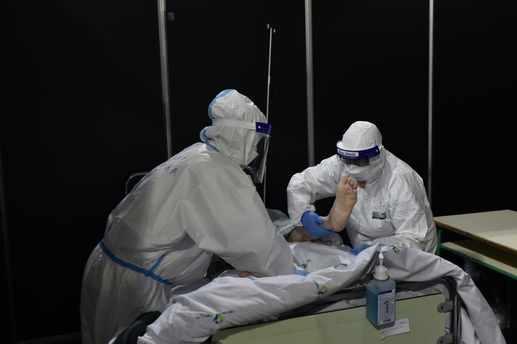 Covid-19: Governo aprova contratação de médicos e enfermeiros estrangeiros