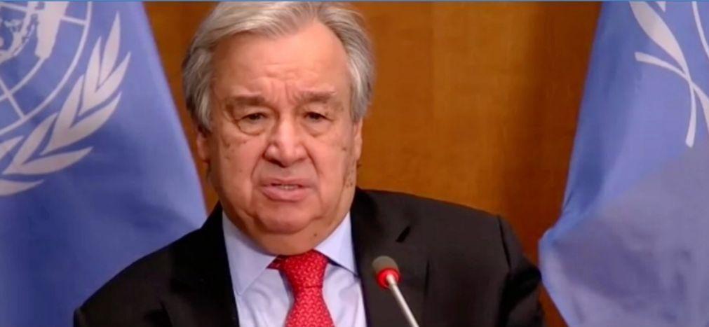 Moçambique/Ataques: Guterres defende mandato do Conselho de Segurança da ONU para forças de paz