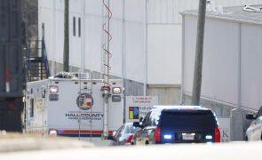 Pelo menos cinco mortos em fuga de hidrogénio em fábrica nos EUA