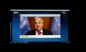 Covid-19: Guterres recebe vacina e pede que chegue a