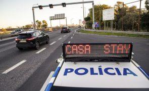 Covid-19: Circulação entre concelhos volta a estar proibida entre hoje à noite e segunda-feira