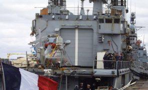 Fragata francesa apreende mais de 40 ME de metanfetaminas e heroína ao largo de Moçambique