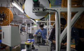 Produção industrial diminui 4,4% em dezembro e 7% em 2020 -- INE