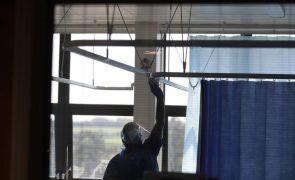Covid-19: Hospitais do Centro com mais altas hospitalares do que internamentos