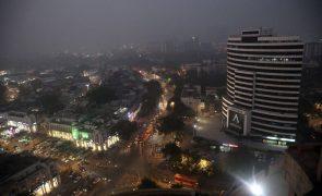 Explosão junto a embaixada israelita em Nova Deli