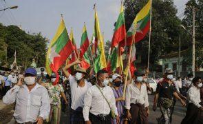 Rumores de golpe de Estado em Myanmar geram crise política