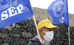 Covid-19: Enfermeiros denunciam más condições de trabalho no Centro Hospitalar Tondela Viseu