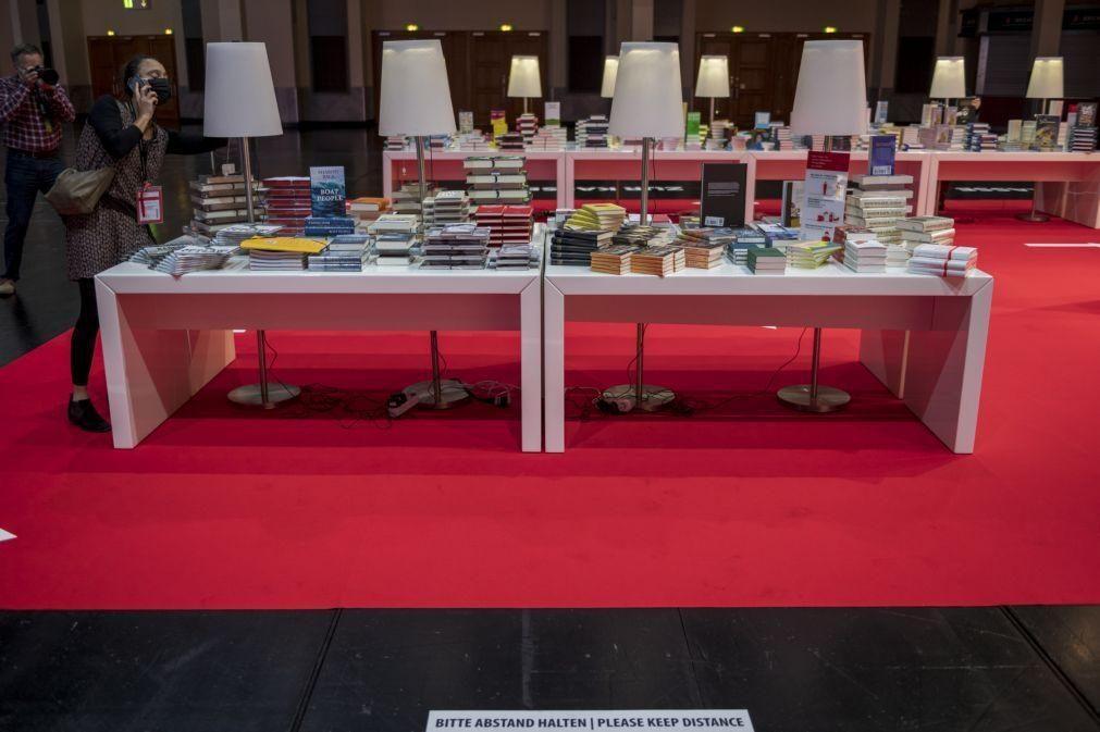 Covid-19: Cancelada Feira do Livro de Leipzig com participação portuguesa