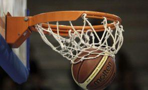 Sporting falha 'oitavos' da Taça da Europa de basquetebol ao perder com húngaros