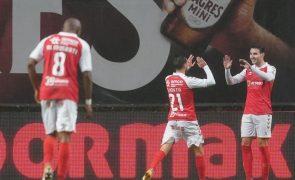 Sporting de Braga vence Santa Clara e apura-se para as meias-finais da Taça