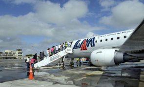Linhas Aéreas de Moçambique (LAM) anunciam atraso nos salários de janeiro