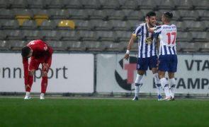 FC Porto vence Gil Vicente e encontra Sporting de Braga nas meias-finais da Taça
