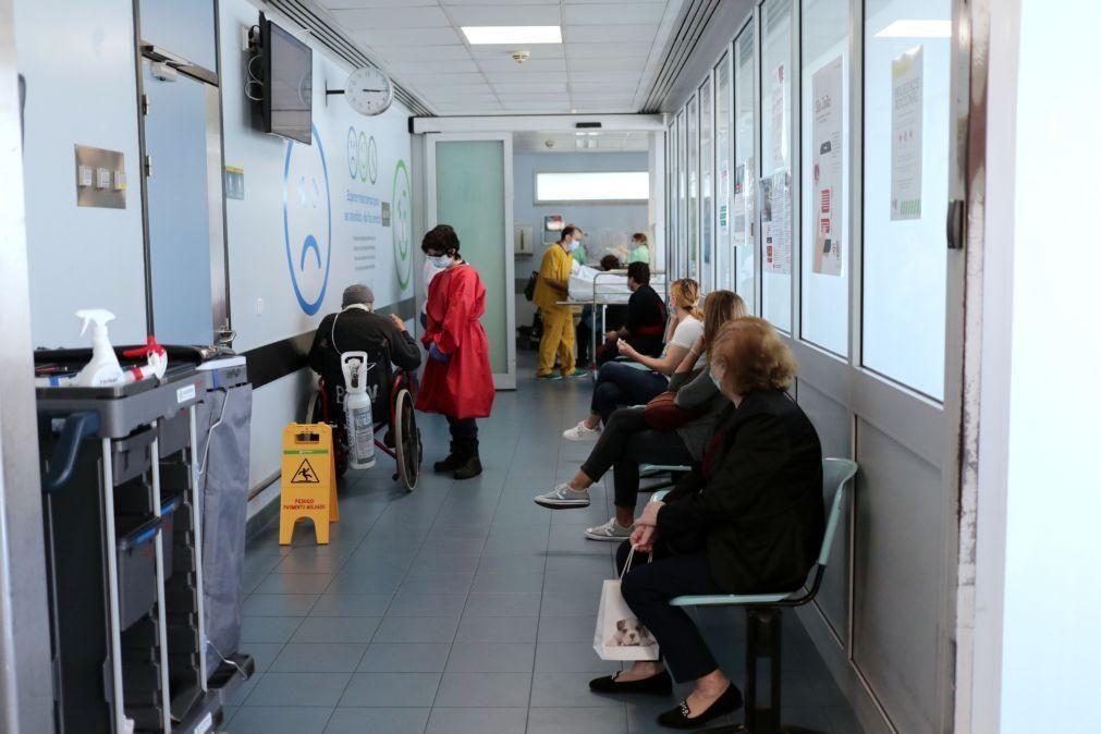 Hospital São João no Porto com pulseiras para prevenir fuga de doentes