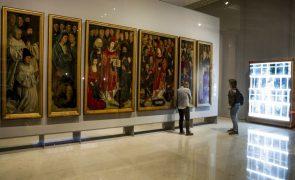 Covid-19: Museu de Arte Antiga pára restauro dos painéis e prepara nova exposição
