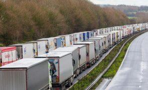 Covid-19: França não exige teste aos camionistas que entrem no seu território