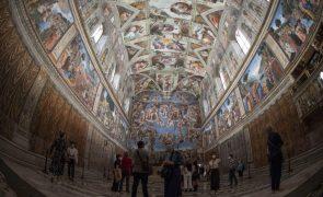 Covid-19: Vaticano abre museus a partir de 2.ª feira após 88 dias encerrados