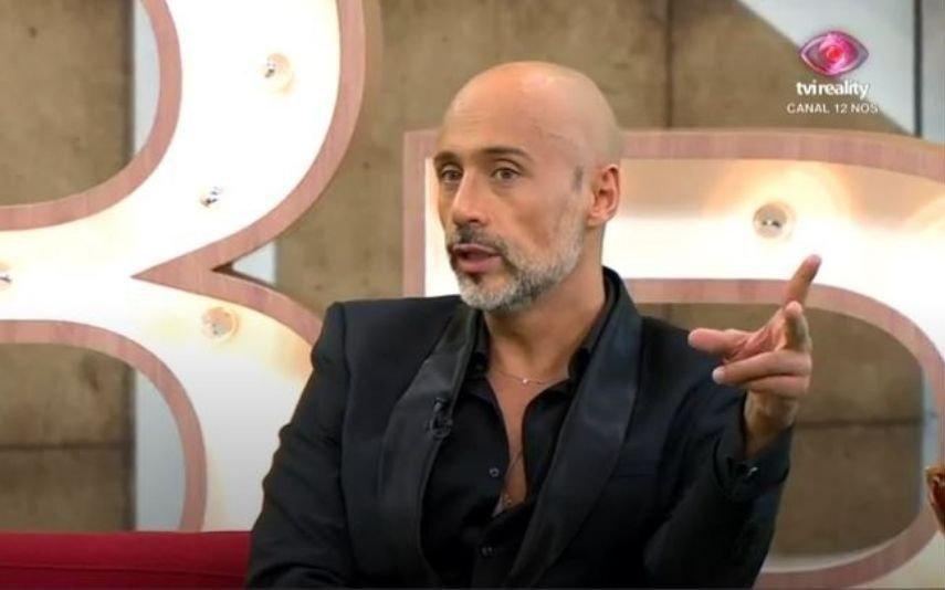 Pedro Crispim avisa produção: «Da próxima vez a coisa não fica simples»