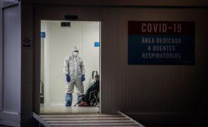 Hospital Amadora-Sintra já tem um novo tanque de oxigénio a funcionar