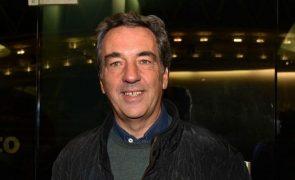 Júlio Magalhães lembra dias de «desespero total» na TVI