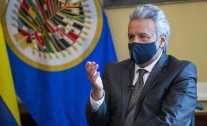 Avião presidencial do Equador sofreu avaria e aterrou de emergência em visita aos EUA
