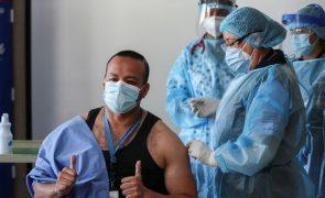 Covid-19: Equador regista 46 mortos e 3.092 infeções nas últimas 24 horas