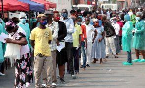 Covid-19: Angola com 59 novos casos e 97 recuperações em 24 horas