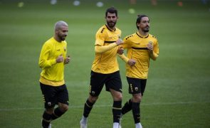 Lateral direito Paulinho reforça Gil Vicente até ao final da época