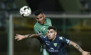 Tondela vence por 2-0 e 'afunda' Farense na classificação da I Liga