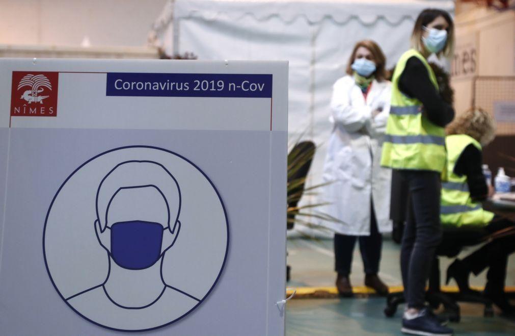 Covid-19: França regista mais 242 mortos devido à doença