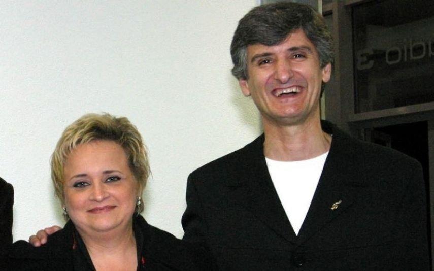 Noémia Costa reage à morte do ex-marido: