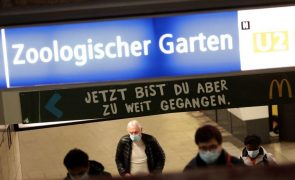 Covid-19: Alemanha mantém tendência de queda no número de infeções e de óbitos