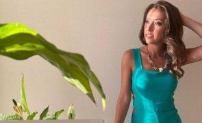 Marta Rangel e as sequelas da covid-19 no bebé durante gravidez