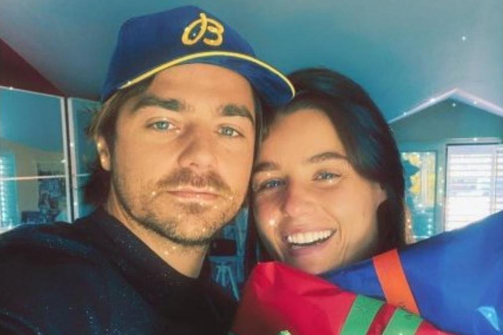 Kelly Bailey e Lourenço Ortigão preparam chegada de bebé em comum