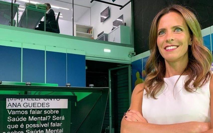Ana Guedes Rodrigues deixa Canal após saída de Júlio Magalhães