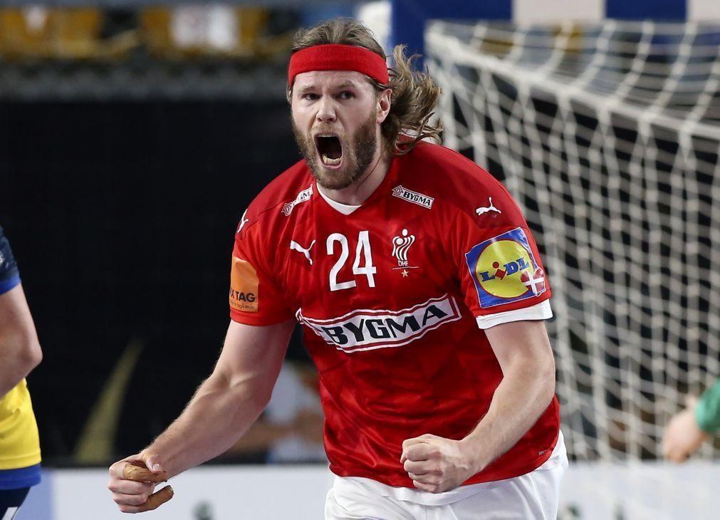Dinamarca vence Suécia e revalida título mundial de andebol