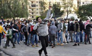 Covid-19: Novos protestos no Líbano contra medidas de confinamento