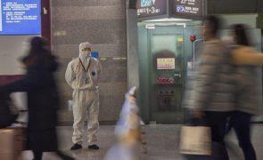 Covid-19: China soma 42 novos casos, 33 por contágio local
