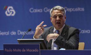 Paulo Macedo cumpre hoje quatro anos à frente da CGD e quer continuar