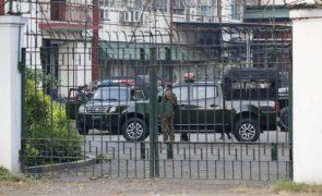 Exército de Myanmar promete novas eleições dentro de um ano