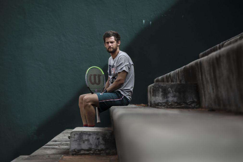 Pedro Sousa apura-se para a segunda ronda do torneio de Melbourne